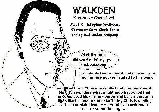 Cartoon1 Chris Walkden background information